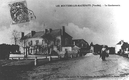 RADdO - Localité : Moutiers-les-Mauxfaits
