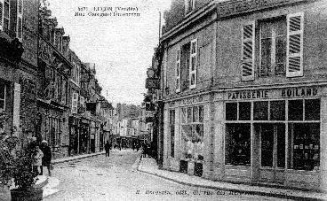Rue Georges Clemenceau