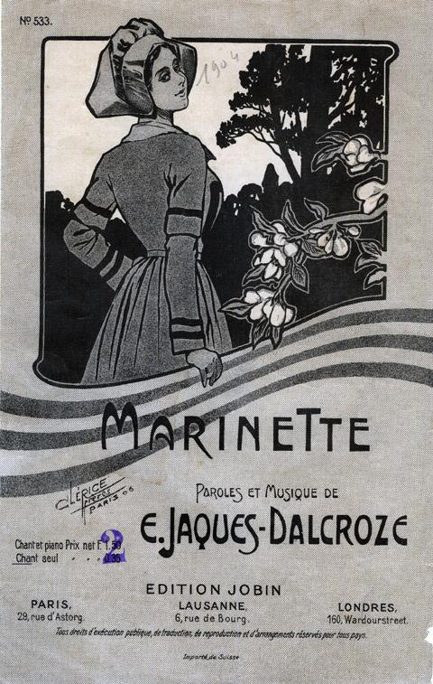 iconographie - Marinette