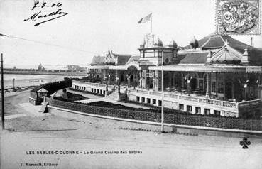 Le Grand Casino des Sables