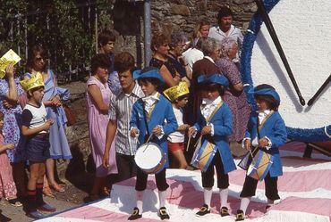 Défilé-cavalcade de la Saint-Laurent 1980