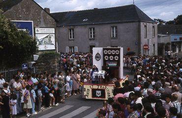 Défilé-cavalcade de la Saint-Laurent 1981