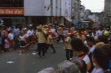 Défilé-cavalcade de la Saint-Laurent 1984